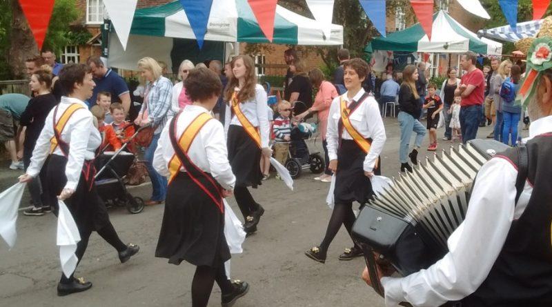 Shakespeare Morris Open Day – 1st September