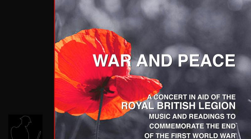 Concert in aid of The Royal British Legion