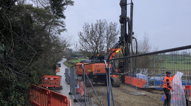 Warwick Road Update